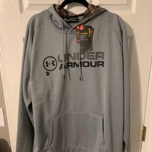 NWT Under Armour UA Storm Fleece Hoodie XL